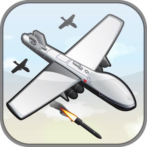 Drone Strike iOS App