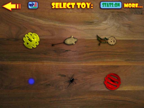 Virtual Cat Toys HD screenshot 1