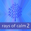 Rays Of Calm 2 by Christiane Kerr