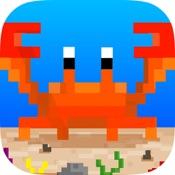 Crab Pixel - An Ocean Adventure