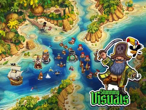 Pirate Legends TD на iPad
