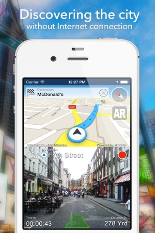 Colombia Offline Map + City Guide Navigator, Attractions and Transports screenshot 1