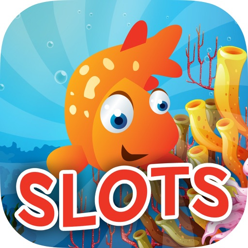 Goldfish Slots HD- The Discovery of Big Gamble House Casino iOS App