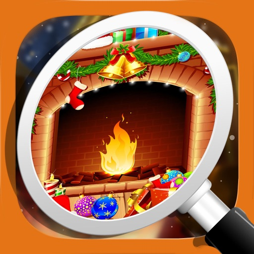 Happy Christmas - Hidden Object Game iOS App