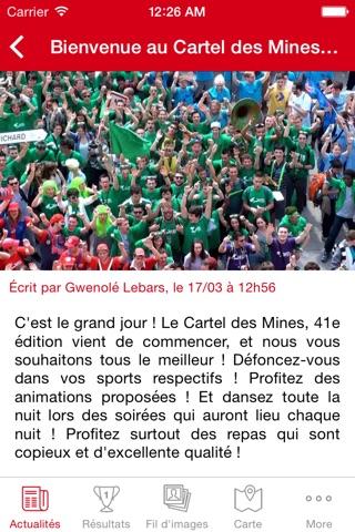 Cartel des Mines 2015 screenshot 1