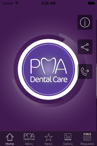 PMA Dental Care screenshot 2