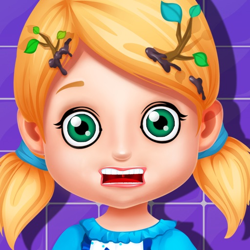 Hey Messy Kids! Clean up Now! iOS App