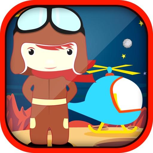 Interstellar Copter Warfare - Space Alien Robot Defense- Pro iOS App