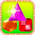 Jewel Rush - free fun family temple version with doodle bubbles dash
