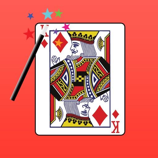 Card Trick RWS Icon