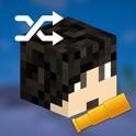 Easy Skin Shuffle Pro for Minecraft - Quick Skins Shuffler!