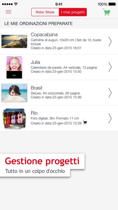 Screenshot of ifolor Photo Service4