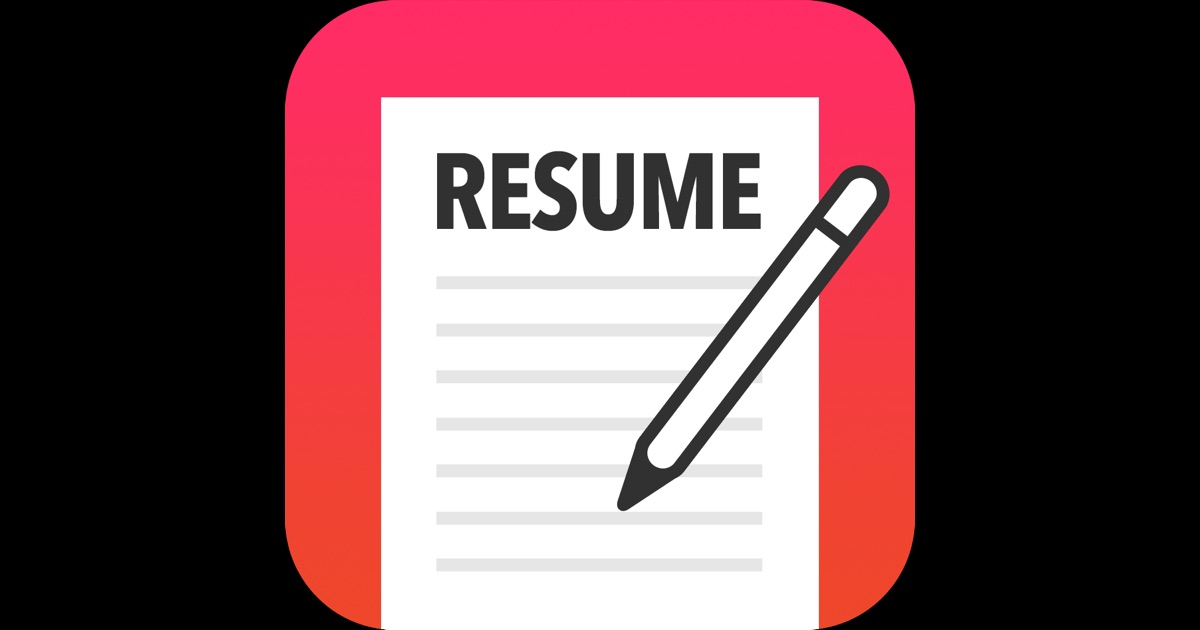 Resume Builder And Pdf Cv Maker Resume Star 2017 2018