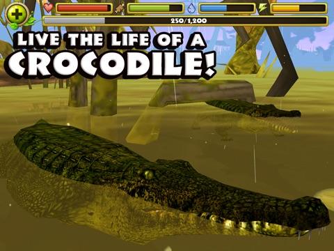 Wildlife Simulator: Crocodile на iPad