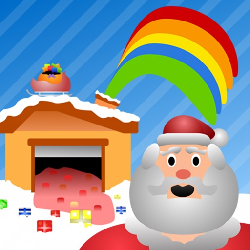 Santa's Present Rush HD - Toyshop Meltdown iOS App