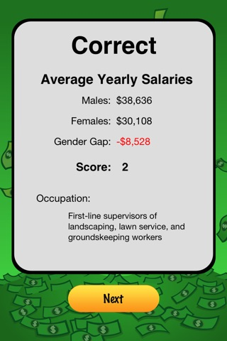 Gender Gap screenshot 4