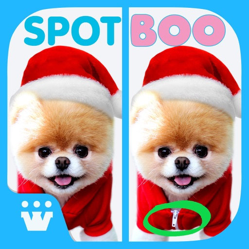 Boo & Friends - Spot The Difference