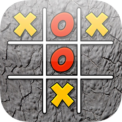 Tic Tac Toe - Head 2 Head Edition Icon