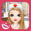医院时尚 -醫院遊戲誰喜歡打扮的醫生和護士的孩子