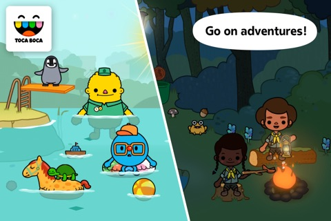 Toca Life: Town screenshot 4