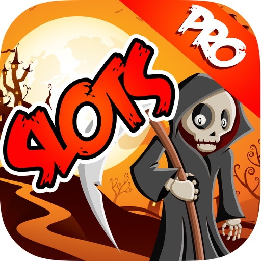 Halloween Slots PRO - Win Big Megamillions iOS App