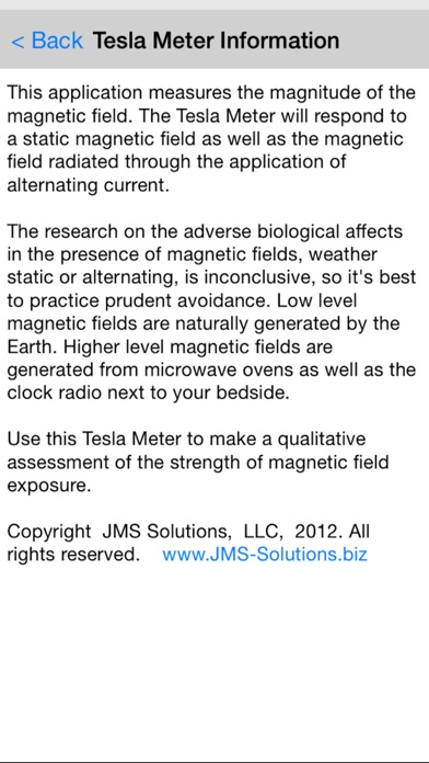 download Tesla Field Meter apps 1
