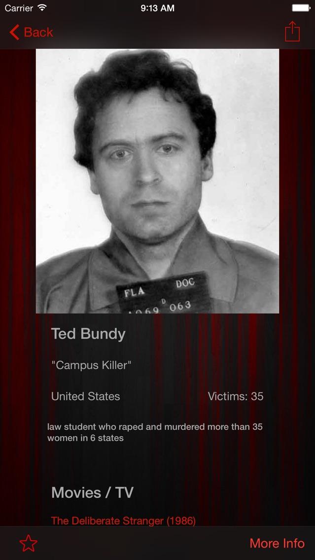 Библиотека преступлений серийных убийцСкриншоты 3