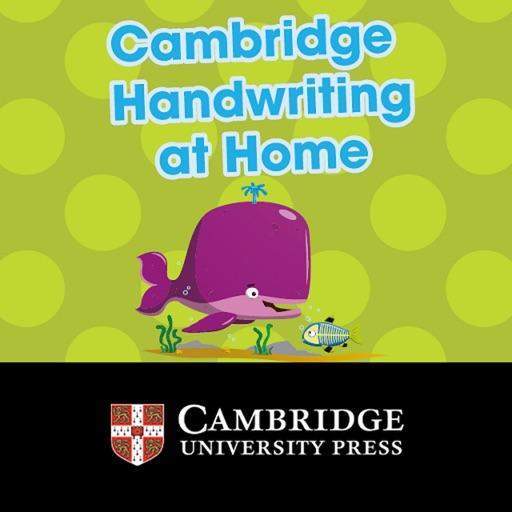 Cambridge Handwriting at Home