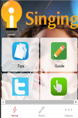 Singing Course - How to Improve Your Singing Voice screenshot 1