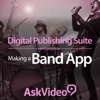 Making a Band App For Digital Publishing Suite movie making digital overlay