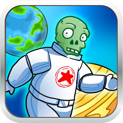 Amazing Zombie Infection - Goes Beyond Earth Free iOS App