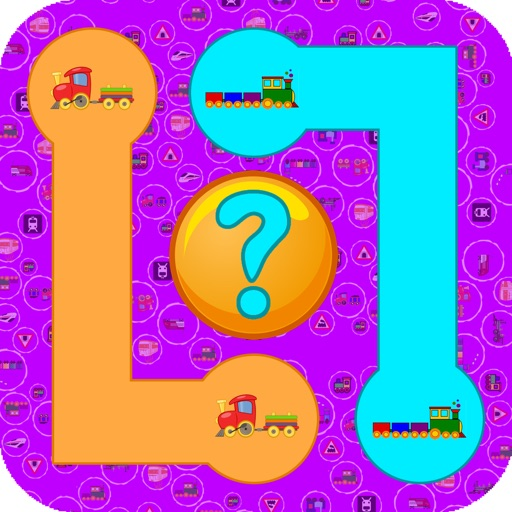 Match the Choo Choo Train - Awesome Fun Puzzle Pair Up for Little Kids iOS App