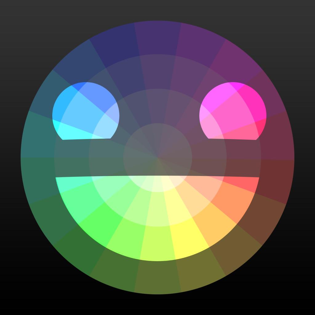 WheelMasks: Harmonic Colors