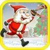 A Merry Christmas Santa Swing : Tight-Rope Tree Swinging Adventure FREE