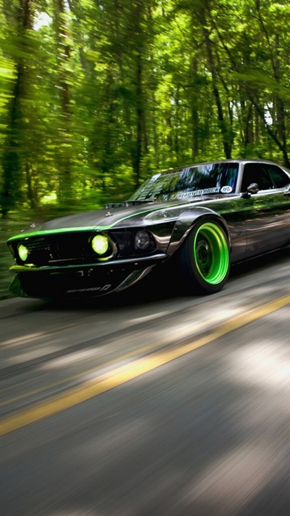 Car HD Wallpapers - For iPhone 6 And