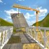桥梁建筑起重机模拟器3D - 建筑用起重机模拟器游戏