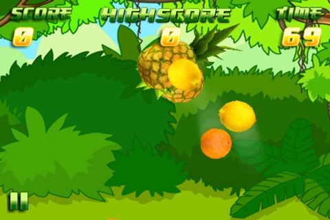 Jungle Fruit Smasher - Smash Banana, Melone, Orange and more for FREE screenshot 3