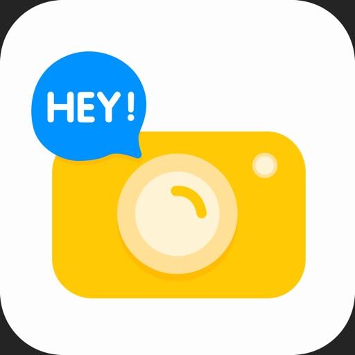 HEY相机 – 让拍照萌起来