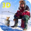 Ice Winter Fishing 3D