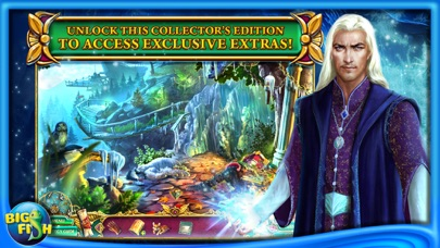 Dark Strokes:  The Legend of the Snow Kingdom – A Hidden Object Mystery-3