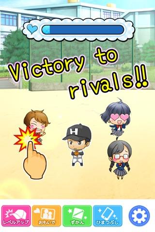 Girlfriend of the Baseball - Free Romantic Game - screenshot 2