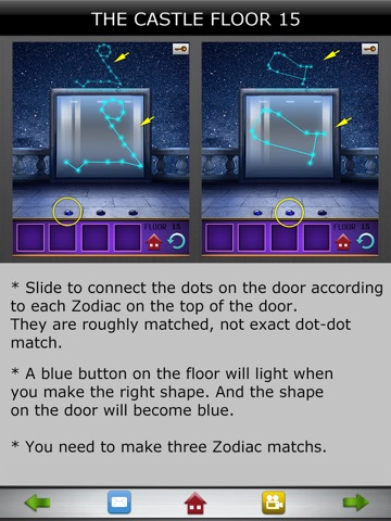 100 floors hd official cheats guide ipad app appwereld for 100 floor cheats level 15