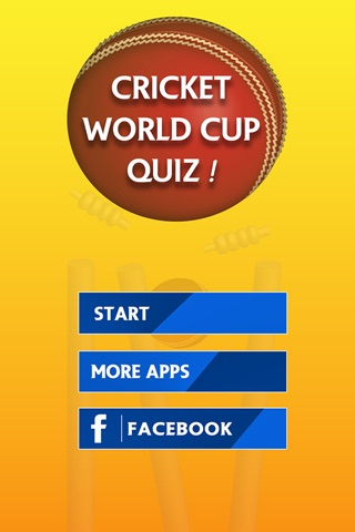 ICC Cricket World Cup Quiz - Guess Game screenshot 1