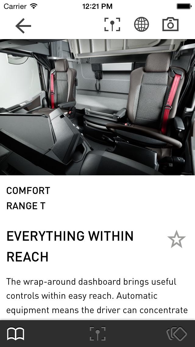 The Range by Renault TrucksCapture d'écran de 3