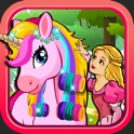 A Baby Pony Little Pet Spa Doctor - my pets vet hair salon & makeover dress up games for girls kids