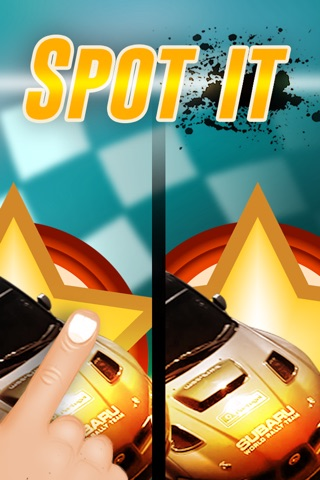 Spot the Differences in two Car Pictures - Photo Puzzle Game - What's the difference? screenshot 1