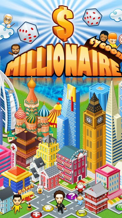 Download MILLIONAIRE TYCOON™ : Free Realestate Trading Strategy Board Game App