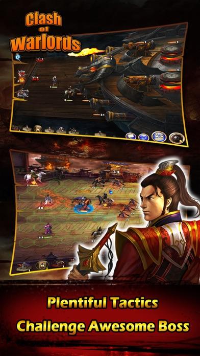Screenshot #10 for Clash Warlords