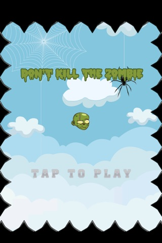 Don't Kill The Zombie - Survive The Spikes Wave Bouncy Game screenshot 3