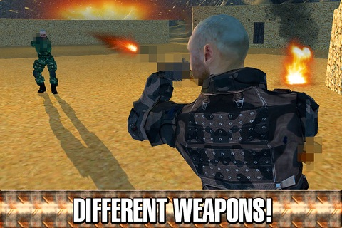 Army Commando Shooter 3D screenshot 4